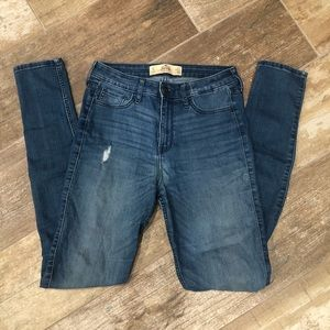 Hollister | super skinny high rise jeans